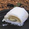Custard Kiwi Roll Recipe