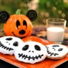 Jack Skellington Sugar Cookies Recipe