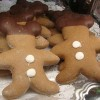 Mickey Gingerbread Cookies Recipe