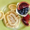 Mickey Mouse Waffles Recipe