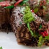 Chocolate and Coffee Yule Log Recipe