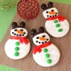 Mickey Mouse Snowman Cookies Recipe