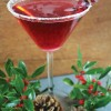 Poinsetini Cocktail Recipe