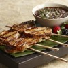 Mixed Berry Barbecue Chicken Skewers Recipe