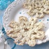 Queen Elsa's Sweet Snowflakes Recipe