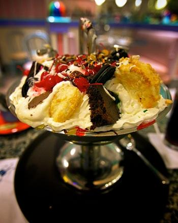 Kitchen Sink Ice Cream Sundae Recipe - Disney Recipes on kitchen sink jaxson's ice cream, the kitchen sink dessert, the floor ice cream, the kitchen sink ben & jerry's, the kitchen sink cookies, the kitchen sink pizza, the kitchen sink spaghetti, the kitchen sink disney, the kitchen sink restaurant,