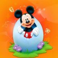 Mickey Mouse Easter