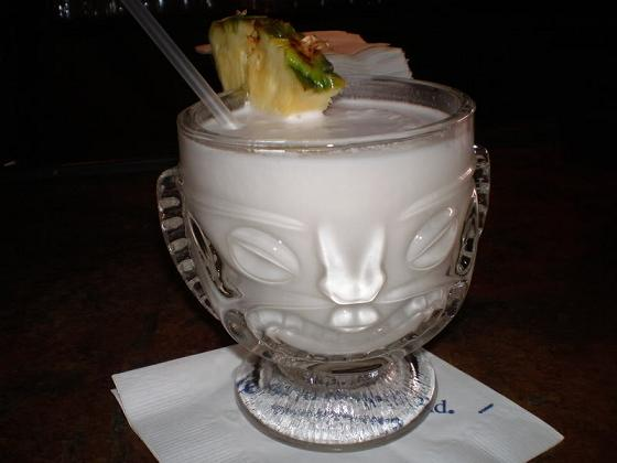 how to drink rum cream