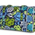 Disney Vera Bradley Wheres Mickey Large Duffel Bag