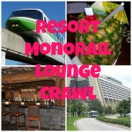 Resort Monorail Lounge Crawl