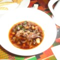 Black Eyed Peas With Ginger Juice