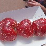 Beijing Style Candied Strawberries